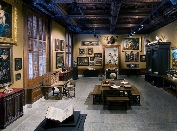 The Walters Art Museum   Trivium Art History