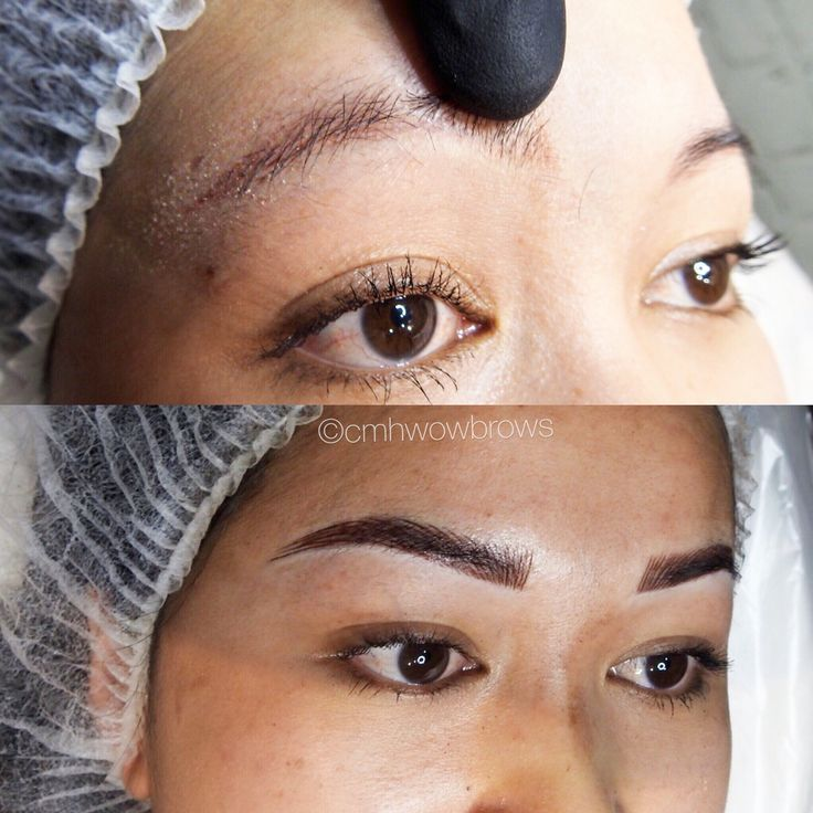 1000+ Ideas About Tattooed Eyebrows On Pinterest