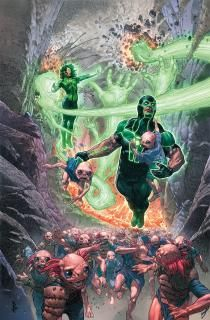 Tim Seeley takes over as GREEN LANTERNS writer with issue #33
