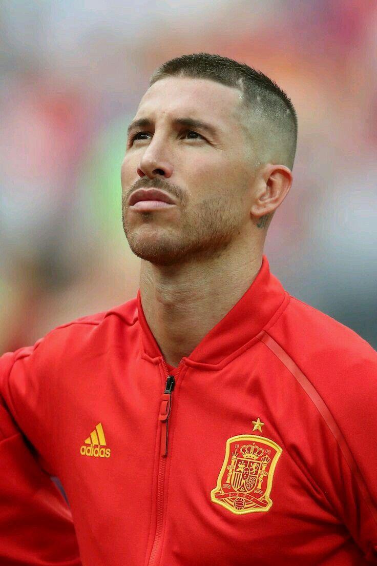 Pin By Essam Al Nahdi On Sports Tv Sergio Ramos Hairstyle Soccer Players Haircuts Ramos Haircut