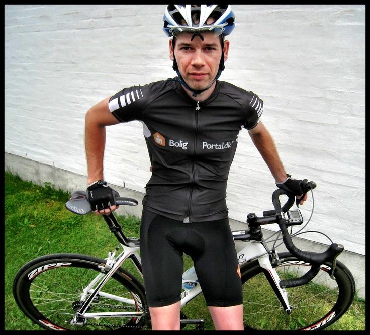 Vores software-udvikler Steffen deltager på søndag ved VM i cykling for amatører i Sydafrika - sejt!