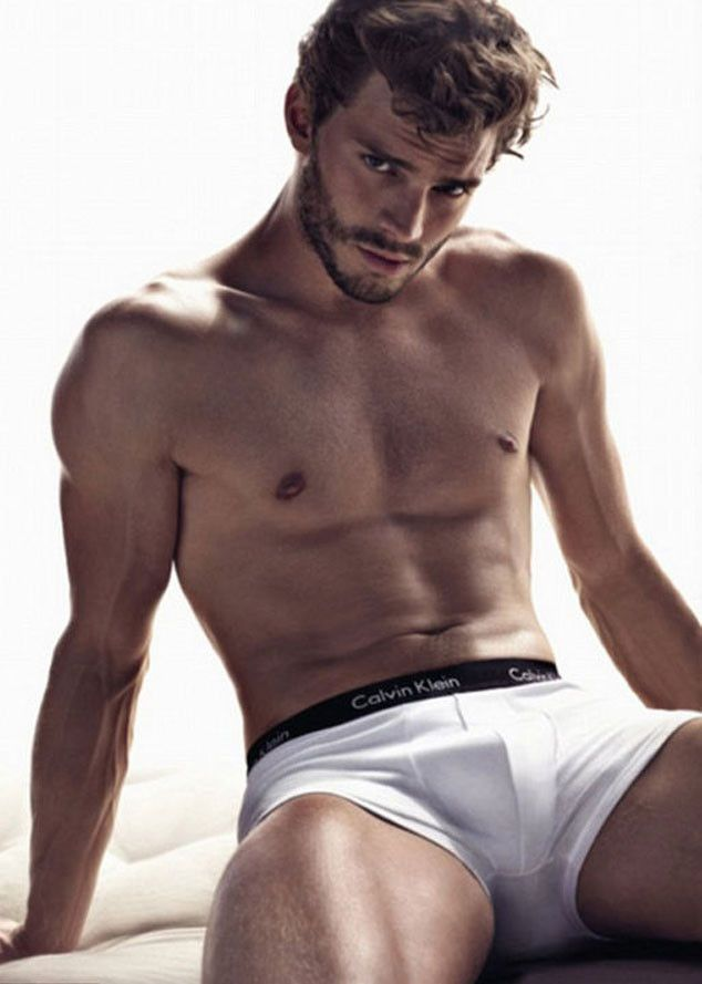 Is the super hunky Jamie Dornan the new Fifty Shades of Grey movie front-runner?! (Click for the full story!)