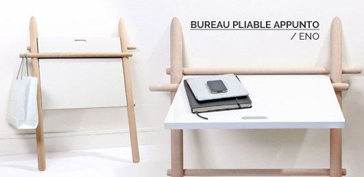 Bureau pliable Appunto/Eno