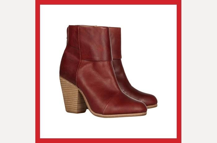 Rag & Bone classic Newbury Leather ankle boots.