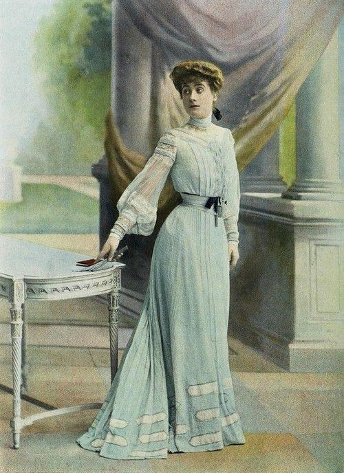 Edwardian fashion, c.1903