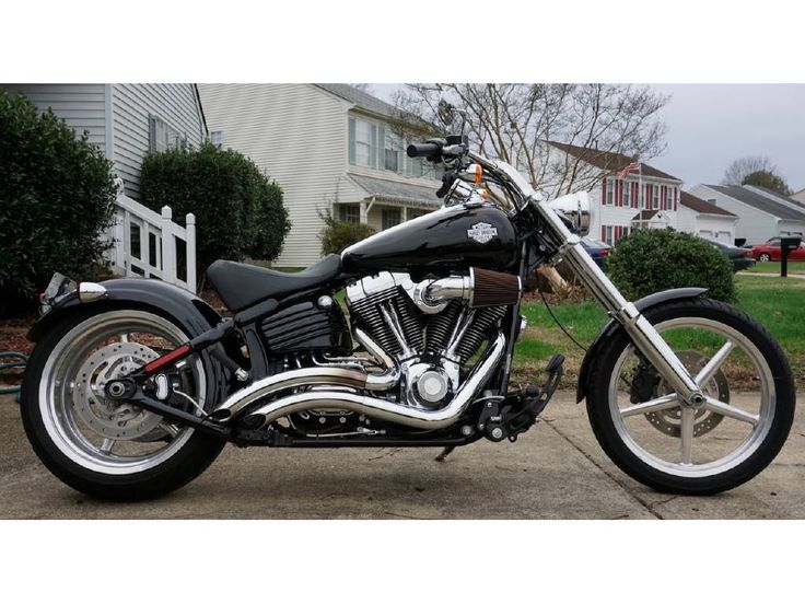 Used Street Glide Special For Sale Gainesville Fl >> Check out this 2009 Harley-Davidson Softail ROCKER C listing in Virginia Beach, VA 23454 on ...