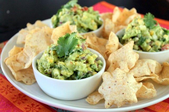 Roasted corn gauc | Dips & Sauces | Pinterest