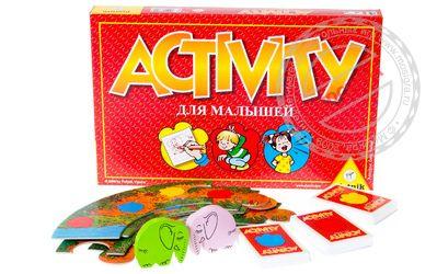Активити для малышей от 4 лет