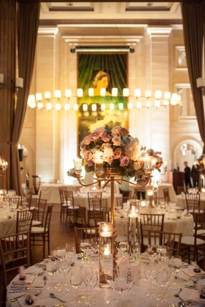 Those Centrepieces, so stunning and so romantic! http://www.fusion-events.ca/