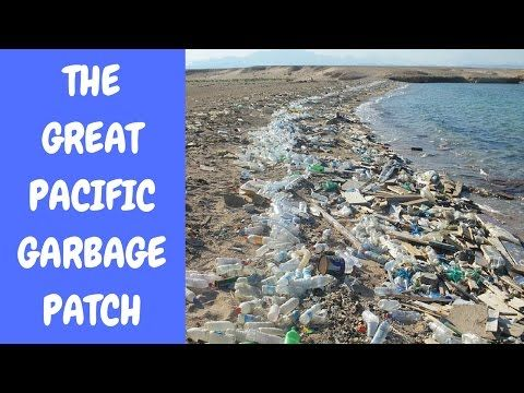WHAT IS THE GREAT PACIFIC GARBAGE PATCH? - YouTube