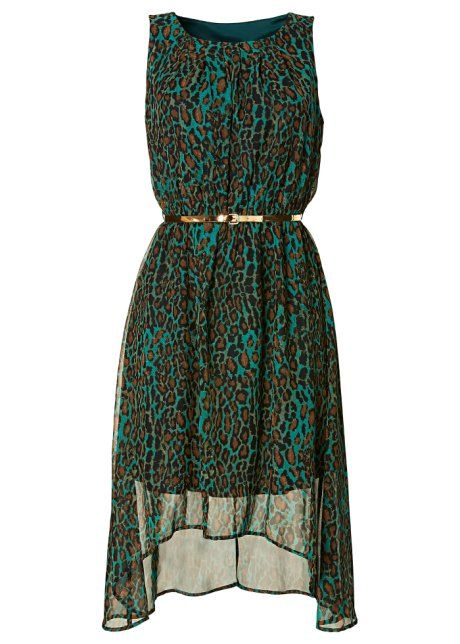Kleid mit Gürtel, BODYFLIRT