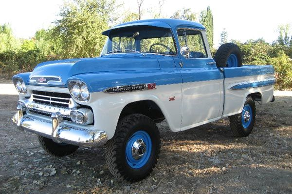 I just learned something about trucks Napco... Northwest Auto Parts Company made 4 x 4 conversion kits for GMC Chevy and Fords because the factories didn't offer 4x4 trucks (Dodge was making them in the 40s hence Power Wagons wor WW2 Army use)