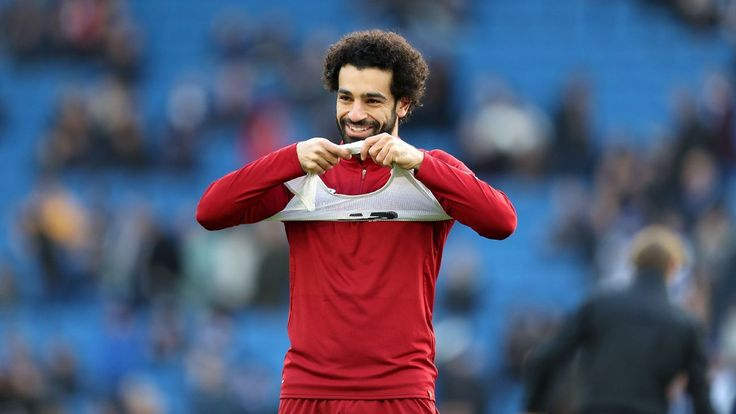 Liverpool forward Mohamed Salah: I came here to win titles