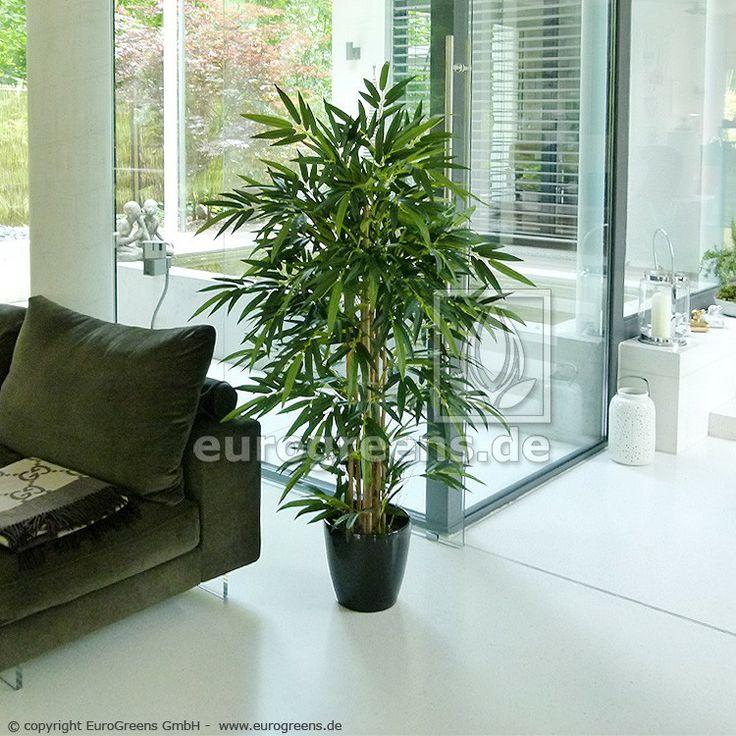 künstlicher Jade Bambus ca. 170-180cm