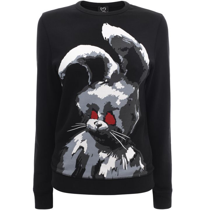 McQ Alexander McQueen | Ready-to-wear | Angry Bunny Sweatshirt