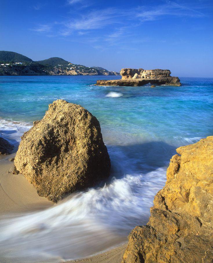 Cala #Tarida, donde siempre hay que volver :) #Ibiza #playa