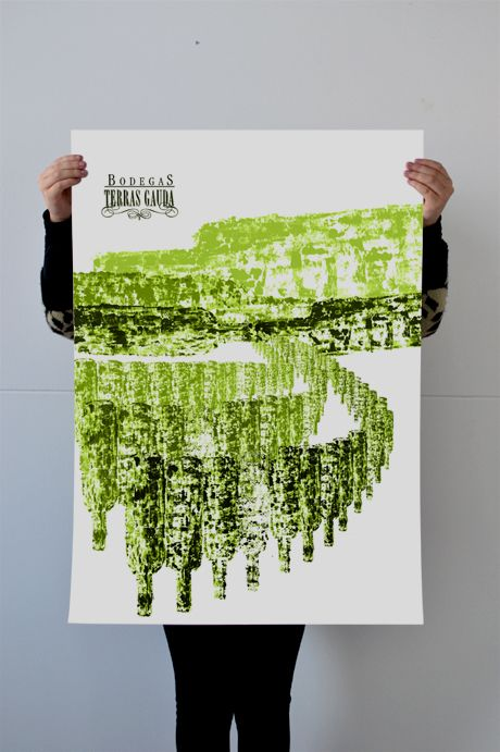 Michelle Walsh | Terras Gauda Poster