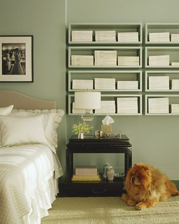 ruth burts interiors more of the best green paint colors - Green Paint Colors For Living Room