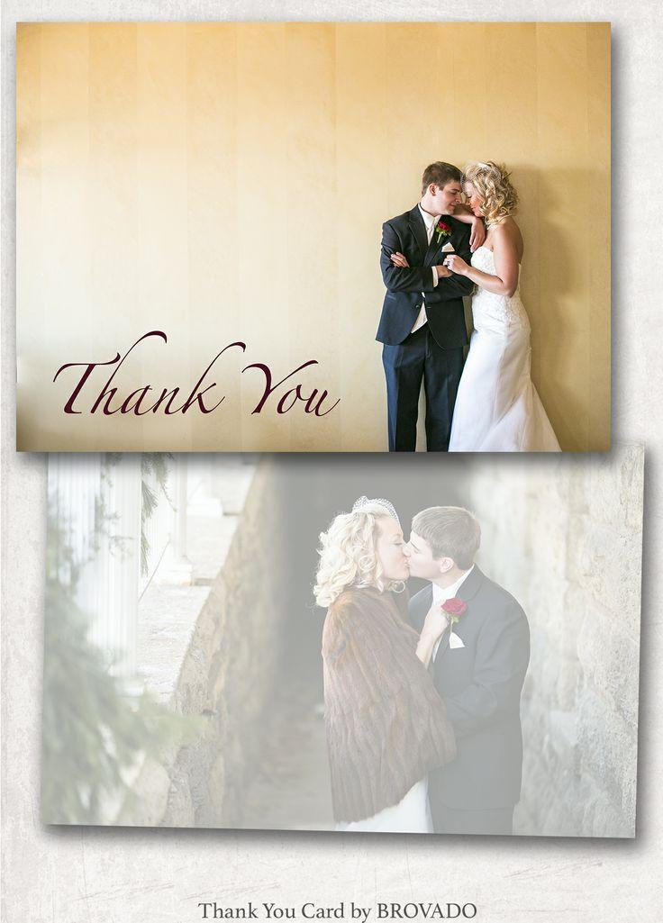 Wedding Thank You card 11 best Stylish