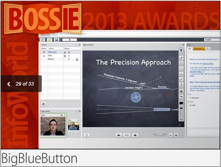 InfoWorld vælger BigBlueButton som en af de bedste open source-programmer for 2013