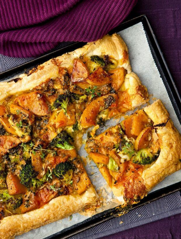 Zeleninový koláč z máslové dýně, Foto: isifa.com