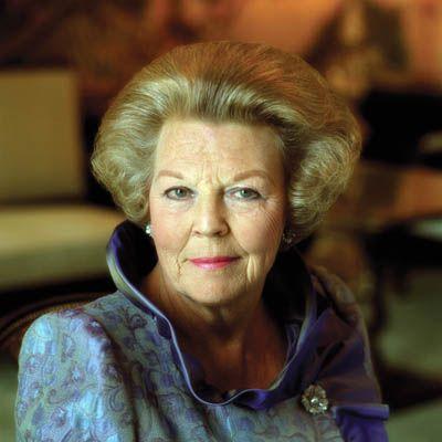Bedankt voor alles Koningin Beatrix