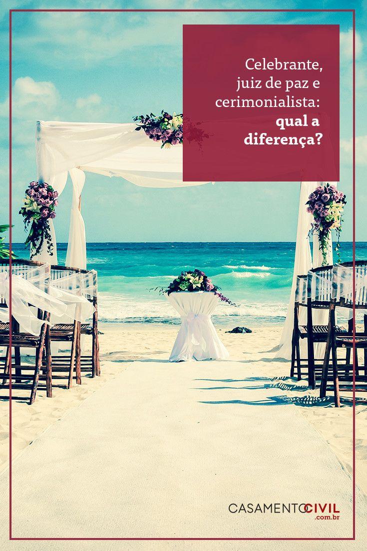 Você sabe a diferença entre Celebrante, Juiz de Paz e Cerimonialista!? No Blog do Casamento Civil você descobre tudo. Clique na imagem para saber mais.