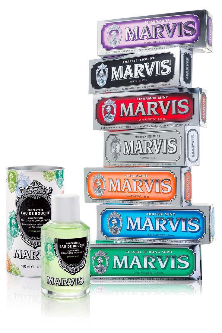 Dieci anni fa era un dentifricio. Oggi Marvis è diventato sinonimo di stile, contemporaneità, un prodotto apprezzatissimo all'estero come icona del made in Italy. Marvis è un mondo di prodotti che fa tendenza: il suo... →