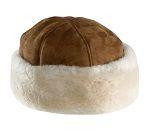 Australian Sheepskin/Suede Hat