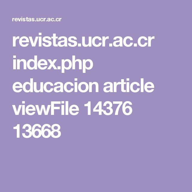 revistas.ucr.ac.cr index.php educacion article viewFile 14376 13668