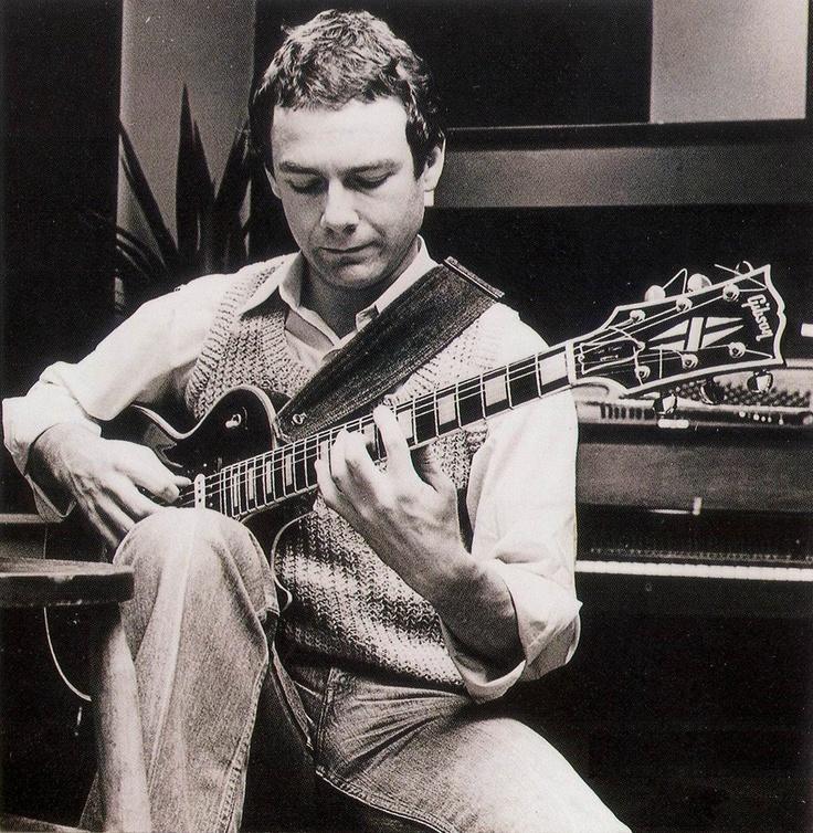 Robert Fripp... of King Crimson fame.