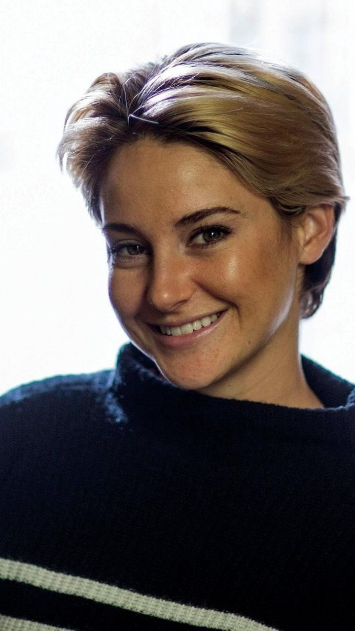 Smile Short Hair Actress Shailene Woodley 720x1280 Wallpaper Short Hair Styles Shailene Woodley Hair Shailene Woodley