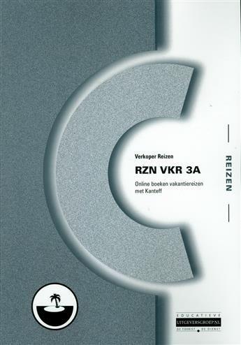 Online boeken vakantiereizen met Kanteff (RZN VKR 3a)  Description: Van dit artikel (9789400201101 / Online boeken vakantiereizen met Kanteff (RZN VKR 3a)) is nog geen omschrijving beschikbaar.  Price: 25.50  Meer informatie