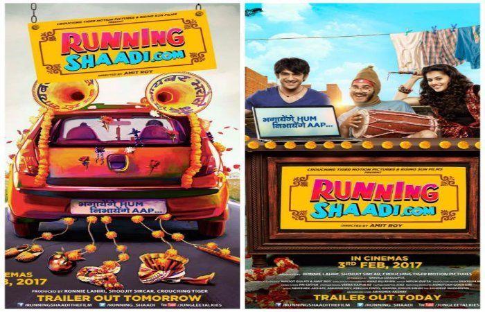 #TaapseePannu & Amit Sadh Starrer Runningshaddi.com Looks #Entertaining! – Trailer