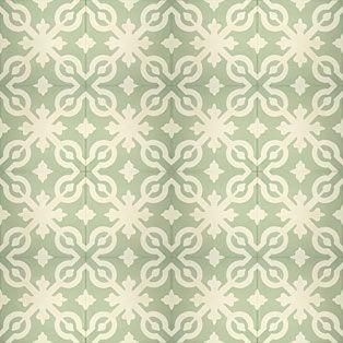 webshop -> zementfliesen -> VN Azule 09 Olive - Designfliesen