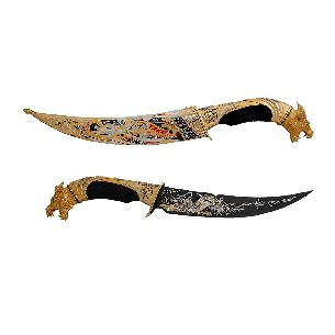Нож украшенный Дракон - Ножи Златоуст <- Эксклюзивные ножи <- Оружие <- VIP - Каталог   Универсальный интернет-магазин подарков и сувениров