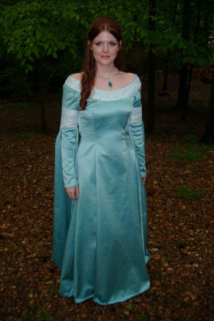 Enchanting Wedding Dress From Princess Diaries 2 Motif - All Wedding ...