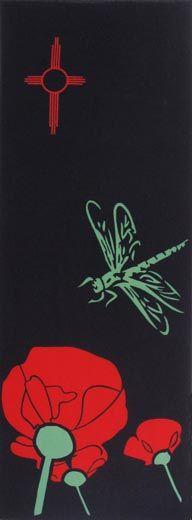 Cross symbol representative of american culture