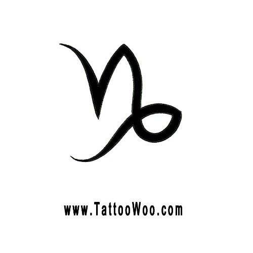 Capricorn tattoo, Capricorn and Tattoos and body art on ...