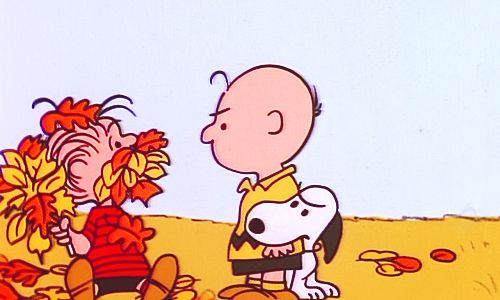 Autumn Leaves, Charlie Brown Peanuts And Peanuts Cartoon