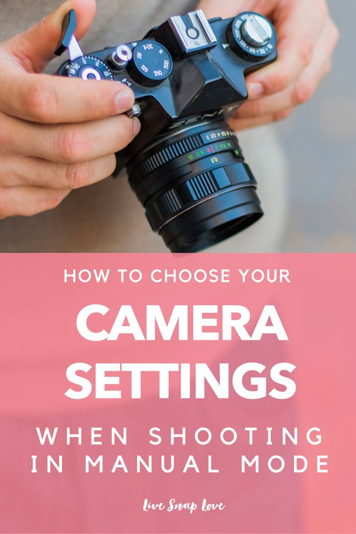Beginner Photography Tutorial: How to choose your camera settings when shooting in manual mode Includes example images along with their settings - a must read for beginning photographers!