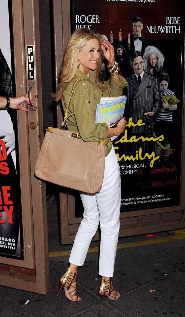 Love Christie Brinkley's style