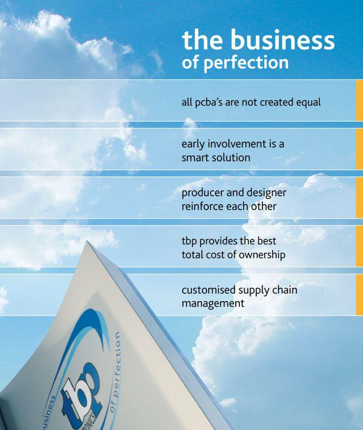 Via onze website kunt u onze bedrijfsbrochure downloaden. Ga naar www.tbp.nl en klik daar op facts & figures.