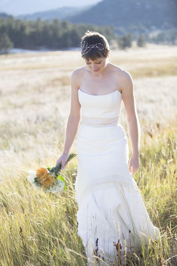 Real Colorado Wedding Tara La Tour Lucky Malone Photography Anna Be