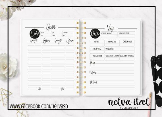 ♡ Agenda Diaria día por día para imprimir 2017 ♡ Este Kit de Agenda, le proporciona las herramientas necesarias para hacer 2017 exitoso. Propósitos para el año. La Agenda de 2017 también cuenta con un planificador mensual, metas mensuales y día por día con fecha de todo el año, es flexible ya que le ayudará a proporcionar equilibrio a su ocupado estilo de vida.  Su Agenda anual ha sido cuidadosamente diseñado para ayudarle a crear una vida que te gusta, mientras que también ayudarle a estar…
