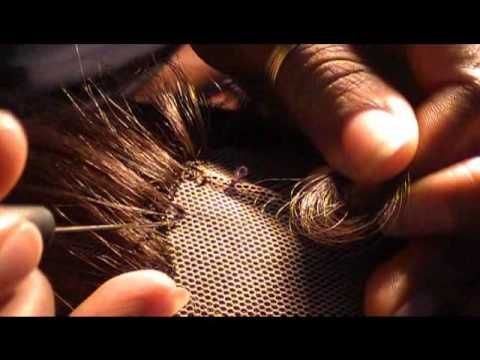 How To| Making a Lace Closure or Invisible Part Lace Closure - YouTube