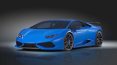 Novitec N-LARGO Wide Body Kit - Lamborghini Huracan LP610-4