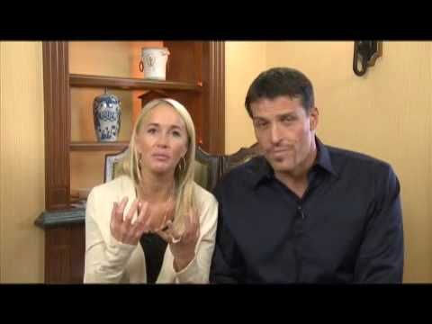 Tony Robbins & Sage Robbins - Relationship Video - 1    Wish I would have watched this years ago - would have made a huge difference in my life