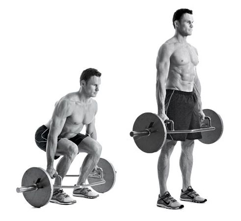 Ab workout from Men's Health Magazine