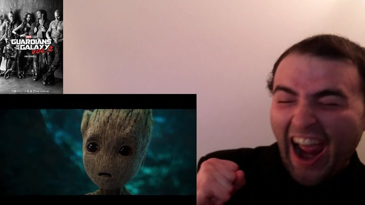 Guardians Of The Galaxy Vol. 2 Trailer 1 Reaction & Review (Is Baby Groo...